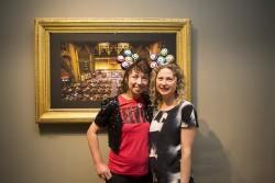 BINGO live at C&C Gallery by HENRY/BRAGG - courtesy Karolina Krasuska